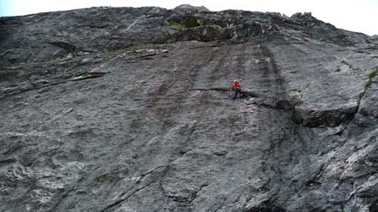 Super plezanje v Krizevniku