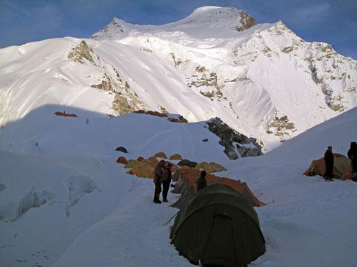 Tabor1 (6400 m)